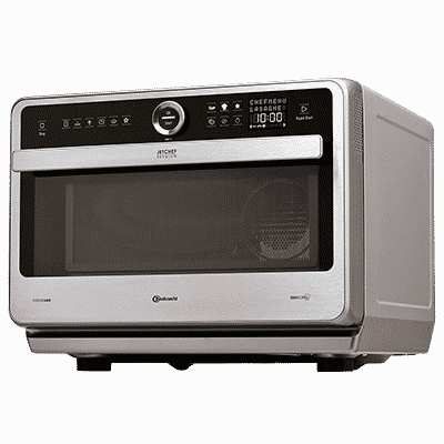 Mikrowelle mit Heißluft